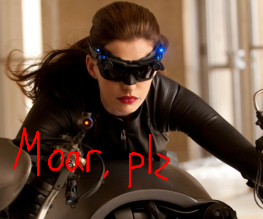 Anne Hathaway talks Catwoman spin-off