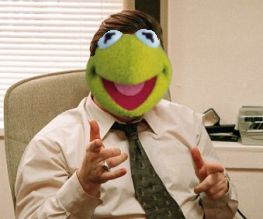 Muppets sequel trying to snag Ricky Gervais