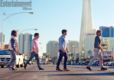 The Hangover: Part III throws up first shots and plot points