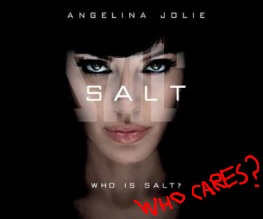 Angelina Jolie pushes for new writer on Salt sequel