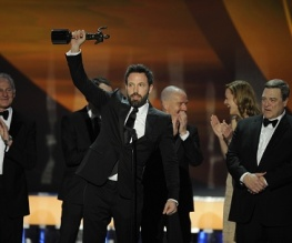 Argo wins at Screen Actors Guild awards