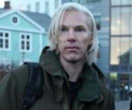 Benedict Cumberbatch pic as Julian Assange revealed