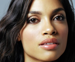 Rosario Dawson does some new things