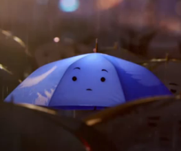 Pixar releases clip from The Blue Umbrella