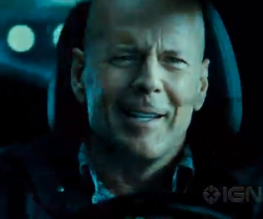 Bruce Willis in new clip from A Good Day to Die Hard