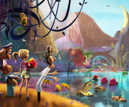 Cloudy with a Chance of Meatballs sequel gets first image