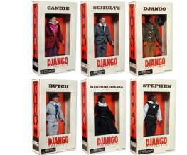 Django Unchained action figures raise racial controversy