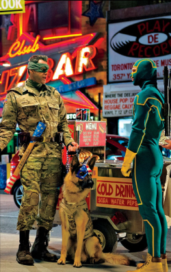 Jim Carrey in first new image from Kick-Ass 2