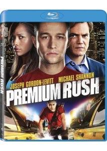 WIN: 3x Premium Rush on Blu-Ray