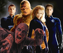 Seth Grahame-Smith rewriting Fantastic Four