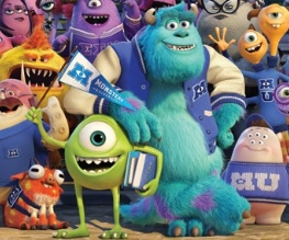 Monsters University reveals a brand-new poster!