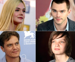 Nicholas Hoult and Michael Shannon sign on for The Young Ones
