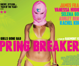 Selena Gomez says bye bye Disney in new Spring Breakers poster