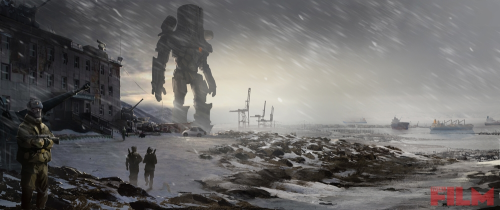 Pacific Rim new concept art is a beauty