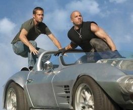 Fast & Furious 6 claims it has a plot