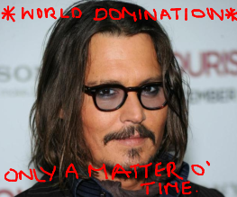Johnny Depp to star in a load more films