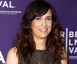 Kristen Wiig signs on for Anchorman 2. Cannonball!