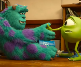 Monsters University lands first clip with Mike and Sully