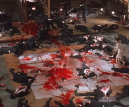 Quentin Tarantino: total movie death counts