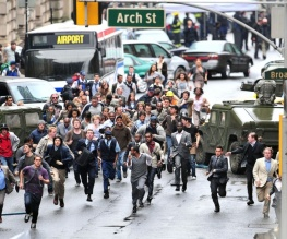 New World War Z trailer released