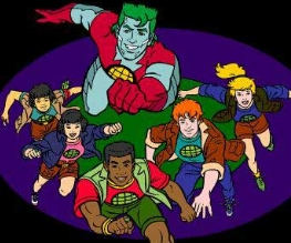 Captain Planet reboot