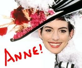 Anne Hathaway to star in My Fair Lady?