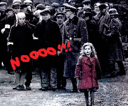 'Red Coat Girl' ashamed of her role in Schindler's List?