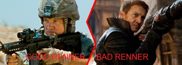 Monday Face/Off: Jeremy Renner
