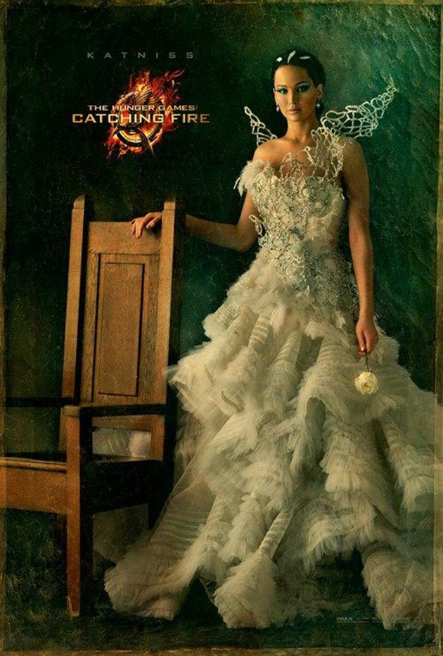MORE Hunger Games: Catching Fire posters released!
