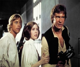 Carrie Fisher, Mark Hamill and Harrison Ford for Star Wars VII