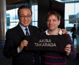 Godzilla VS Akira Takarada – again!