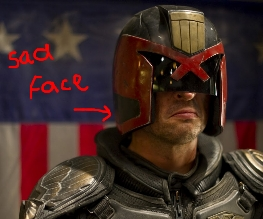 Dredd 3D sequel has been cancelled