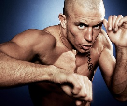 Georges St-Pierre joins Captain America: The Winter Soldier