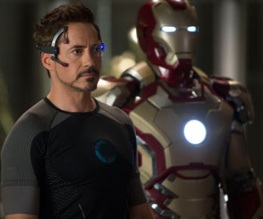 Iron Man 3 shows off slick gadgetry in new trailer