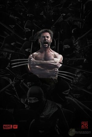 The Wolverine gets two superb new posters