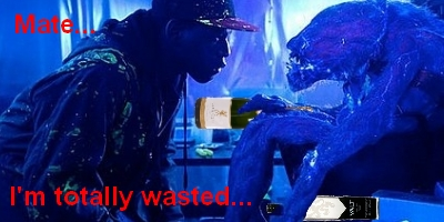 Friday Drinking Game #79 – Alien Invasions
