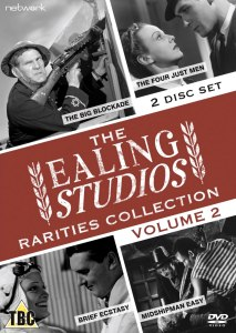 WIN: The Ealing Studios Rarities Volume 2