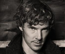 Benedict Cumberbatch in Guillermo del Toro's Crimson Peak