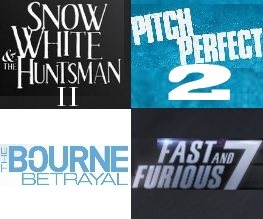 Sequels galore!