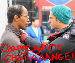 The Amazing Spider-Man 2 set photos confuse