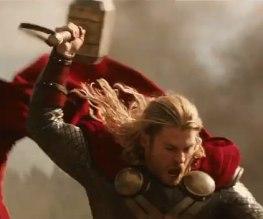 Thor: The Dark World gets first trailer
