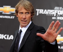 Michael Bay says sorry for Armageddon