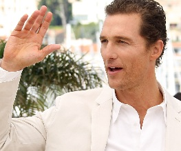 Matthew McConaughey for Christopher Nolan's Interstellar
