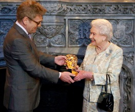 The Queen gets a BAFTA