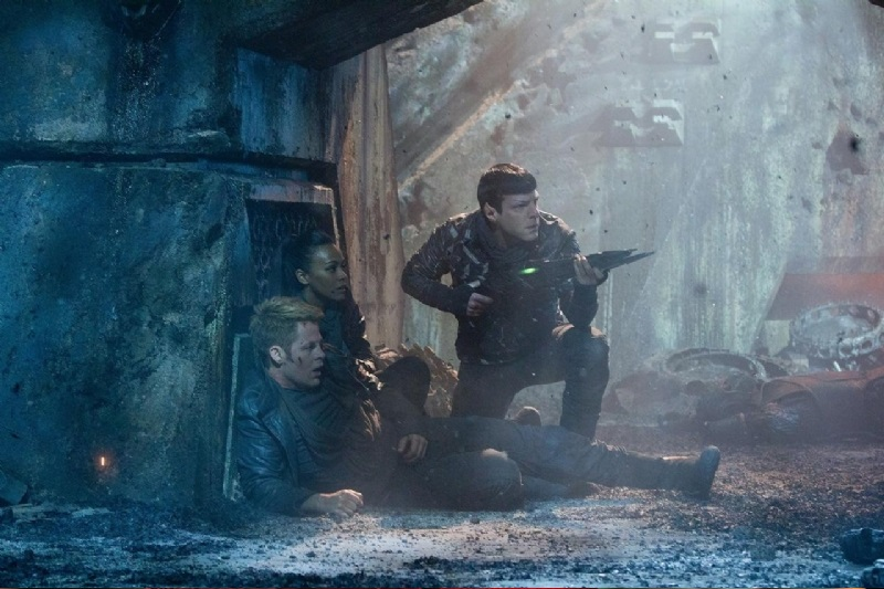 Star Trek Into Darkness gets some hi-res stills!