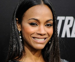 Zoe Saldana in talks for Guardians of the Galaxy's Gamora