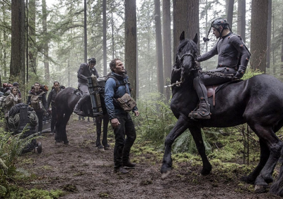The Planet of the Apes sees new dawn with Andy Serkis