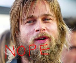 Brad Pitt IS NOT The Gray Man