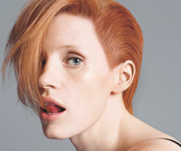 Jessica Chastain IS The Zookeeper's Wife