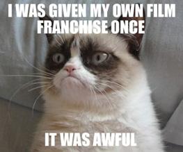 Grumpy Cat to get her own film